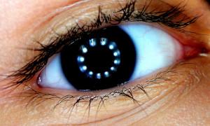 مراقبت از چشم در مقابل ویدئو پروژکتور