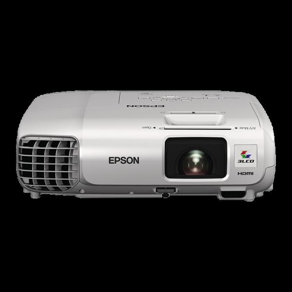 تصویر ویدئو پروژکتور EPSON EB X20