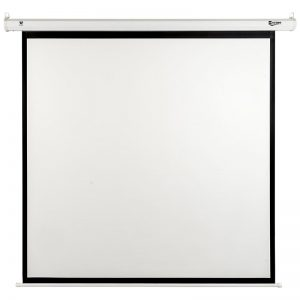 SCOPE Electric Projector Screen 180 x 180