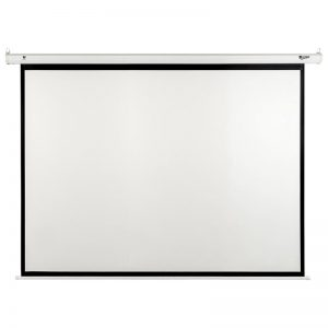 SCOPE Electric Projector Screen 400 x 300