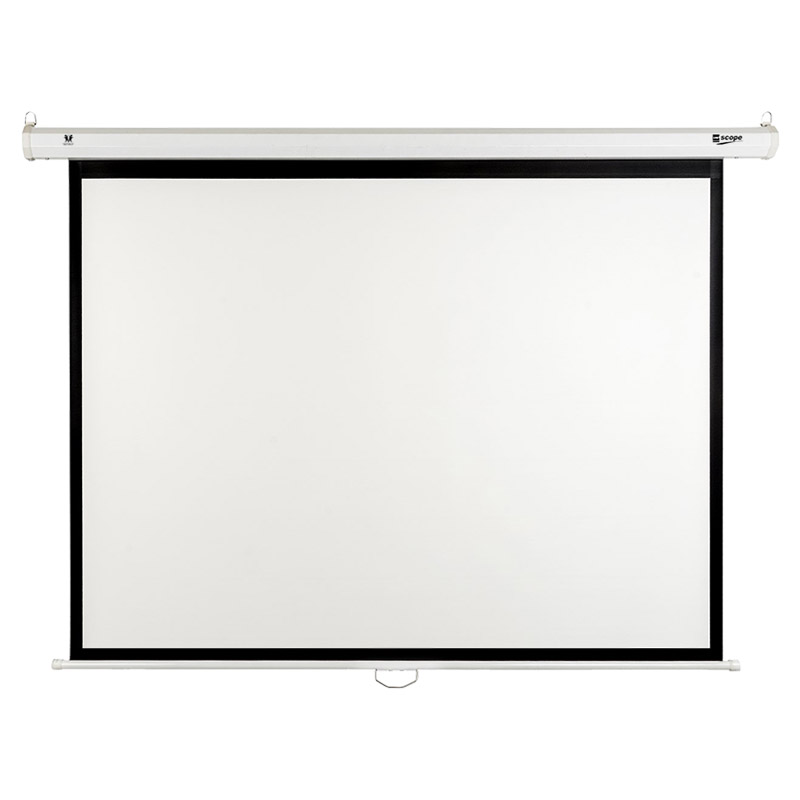 SITRO Manual Projector Screen 150 inch