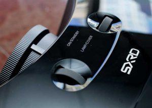 تصویر حلقه های جابجایی لنز در پروژکتور SONY HW40ES