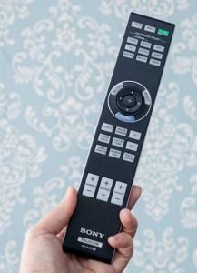 کنترل از راه دور پروژکتور SONY HW40ES