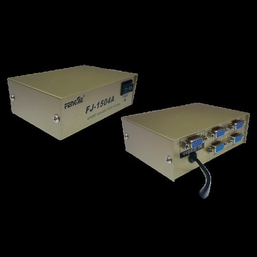 اسپیلاتور ۱ به ۴ VGA