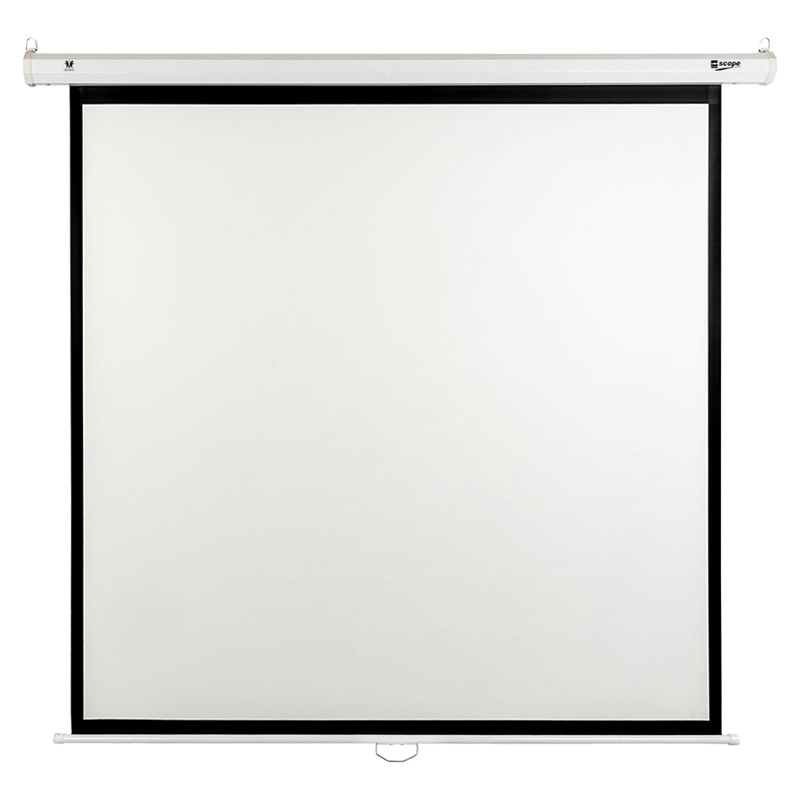 SITRO Manual Projector Screen 300 x 300