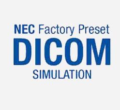 NEC-M323X-3D-Dicom-Sim1