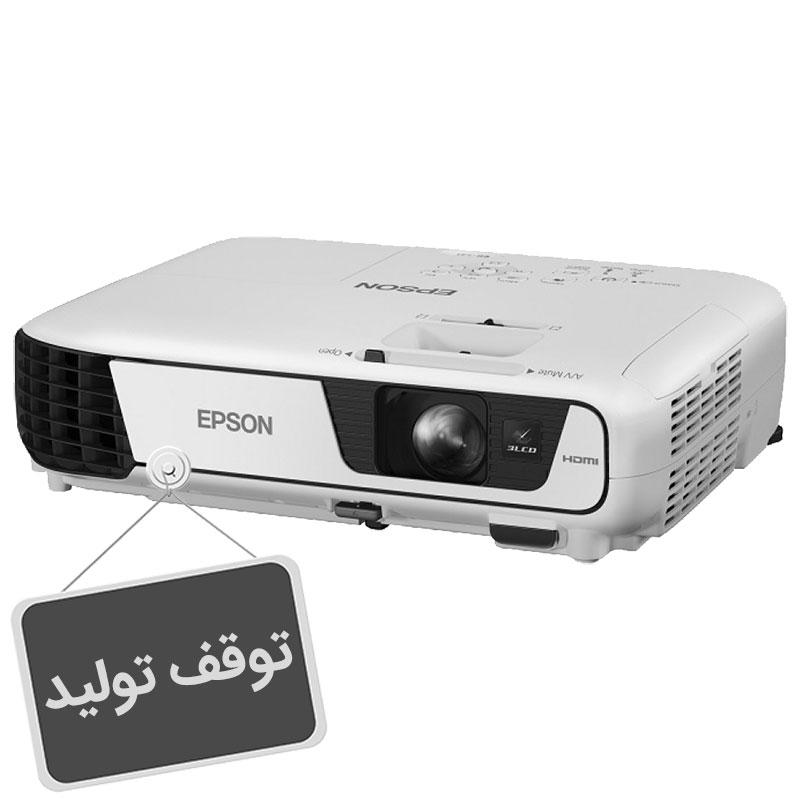 ویدئو پروژکتور اپسون مدل EPSON EB-S31