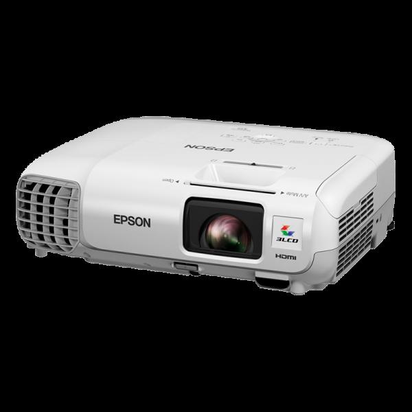 تصویر ویدئو پروژکتور EPSON EB-X27