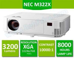NEC-M322X-Projector