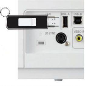 نمایشگر یو اس بی ویدئوپروژکتور NEC NP-M363X