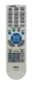 ریموت کنترل ویدئوپروژکتور NEC NP-M363X
