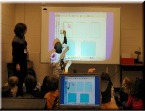 بردهای هوشمند در کلاس درس