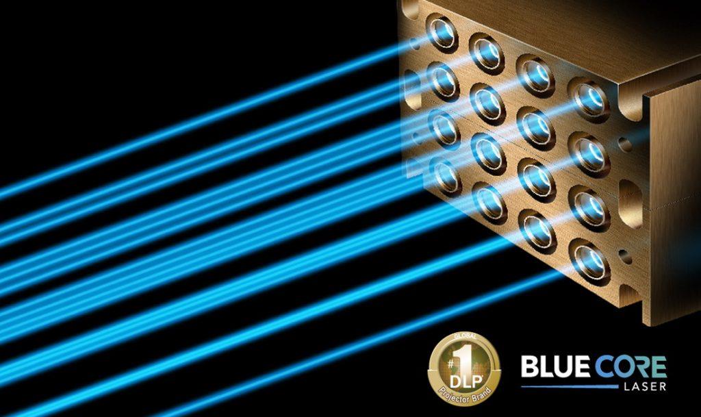 Blue-Core-Lazer