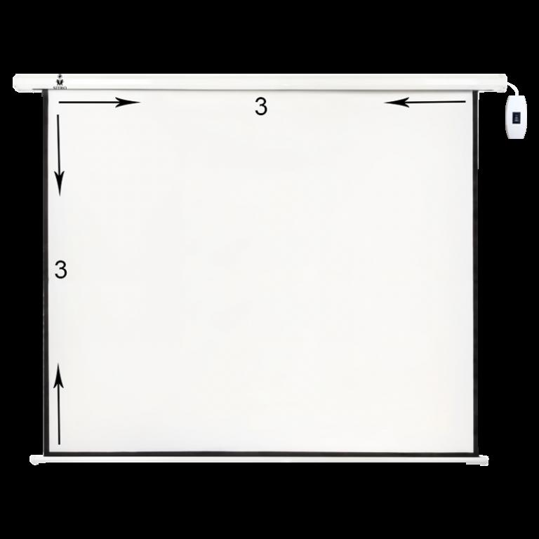 SITRO - SCOPE - 3 × 3 - (matt white)