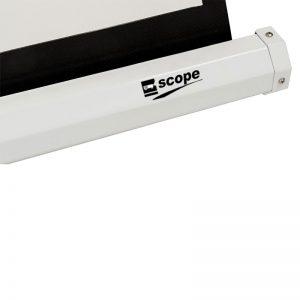 SITRO Tripod Projector Screen 250 x 250 - Matt White