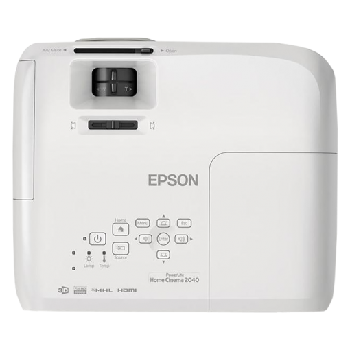 EPSON PowerLite Home Cinema 2040
