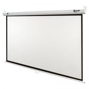 SITRO Manual Projector Screen 1.8x1.8