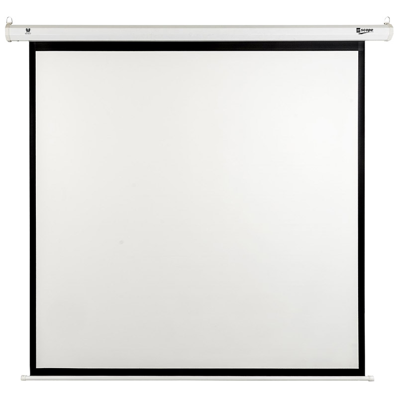 SCOPE - Electric - Projector Screen - 2.5×2.5