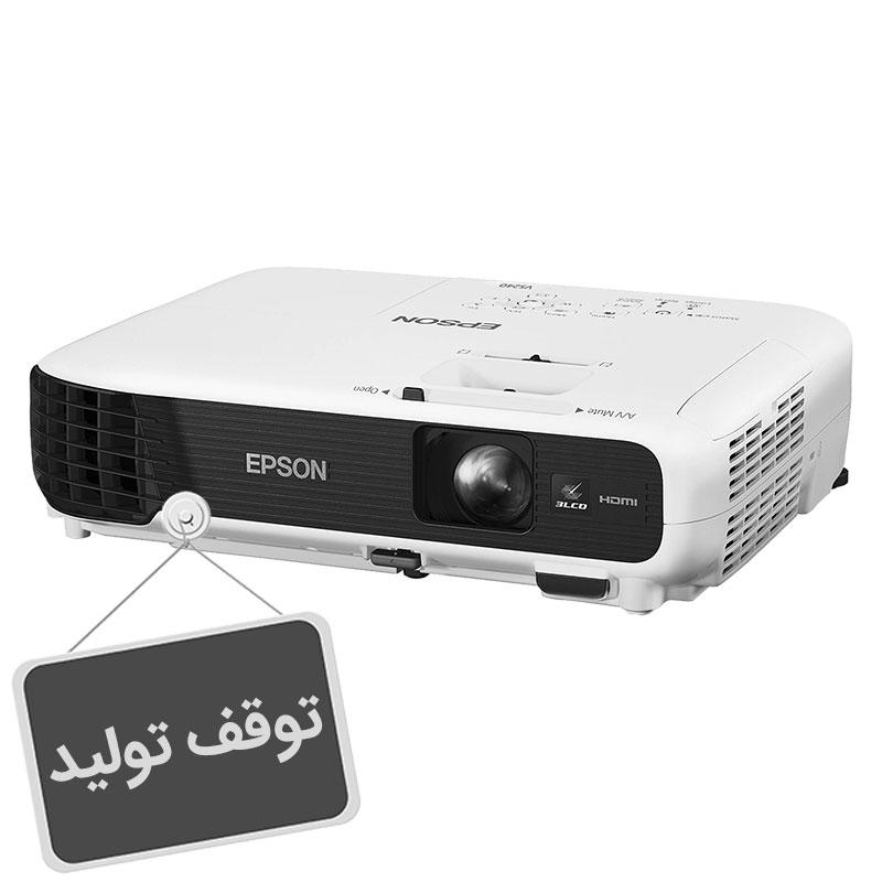 ویدئو پروژکتور اپسون مدل EPSON VS340